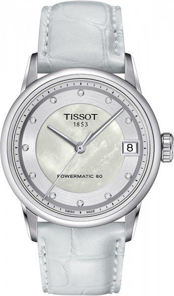 Zegarek Tissot T086.207.16.116.00 - duże 1