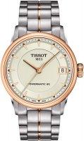 zegarek LUXURY AUTOMATIC Lady Tissot T086.207.22.261.01