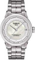 Zegarek damski Tissot luxury T086.208.11.116.00 - duże 1