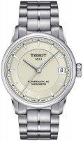 Zegarek damski Tissot luxury T086.208.11.261.00 - duże 1