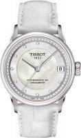 Zegarek damski Tissot luxury T086.208.16.116.00 - duże 1