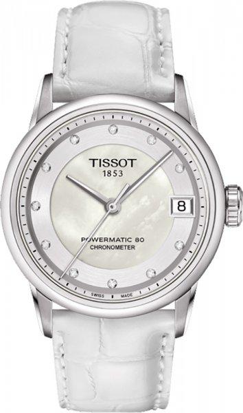 Zegarek Tissot T086.208.16.116.00 - duże 1