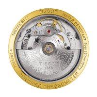 Zegarek damski Tissot luxury T086.208.22.116.00 - duże 2