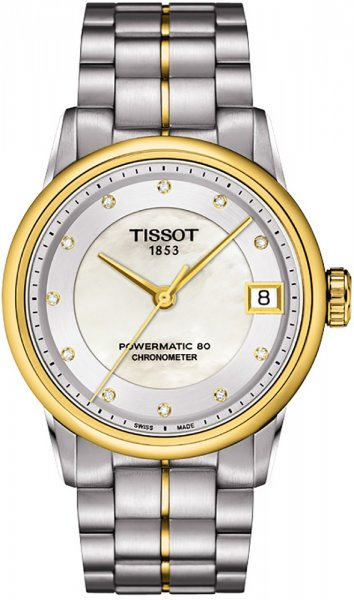 Tissot T086.208.22.116.00 Luxury LUXURY AUTOMATIC Lady COSC