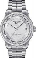 Zegarek męski Tissot luxury T086.407.11.031.00 - duże 1