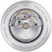 Zegarek męski Tissot luxury T086.407.11.031.00 - duże 2