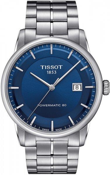 Tissot T086.407.11.041.00 Luxury LUXURY POWERMATIC 80