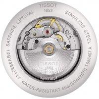 Zegarek męski Tissot luxury T086.407.11.051.00 - duże 2