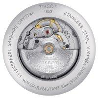 Zegarek męski Tissot luxury T086.407.11.201.02 - duże 2