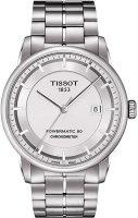 Zegarek męski Tissot luxury T086.408.11.031.00 - duże 1