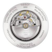 Zegarek męski Tissot luxury T086.408.11.031.00 - duże 2