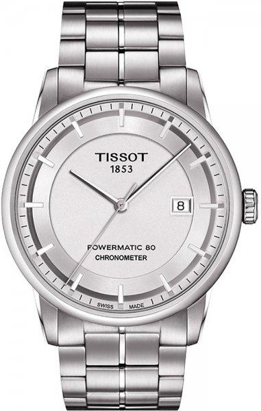 Zegarek Tissot T086.408.11.031.00 - duże 1
