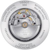 Zegarek męski Tissot luxury T086.408.16.051.00 - duże 2