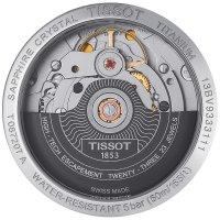 Zegarek damski Tissot titanium T087.207.44.037.00 - duże 2
