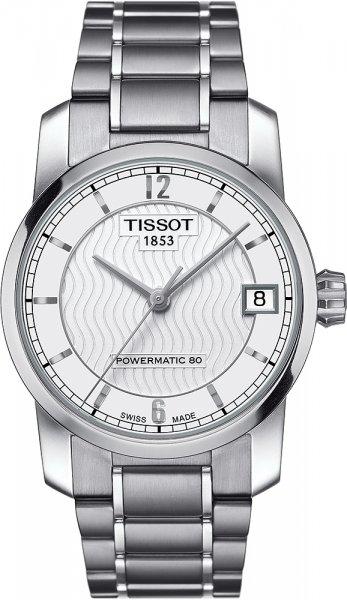 Zegarek Tissot T087.207.44.037.00 - duże 1
