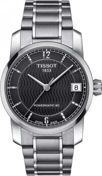 zegarek TITANIUM AUTOMATIC Lady Tissot T087.207.44.057.00