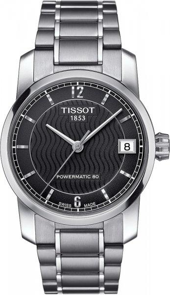 Zegarek Tissot T087.207.44.057.00 - duże 1
