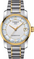 Zegarek damski Tissot titanium T087.207.55.117.00 - duże 1
