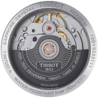 Zegarek damski Tissot titanium T087.207.55.117.00 - duże 2