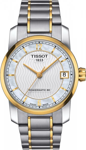 Zegarek Tissot T087.207.55.117.00 - duże 1