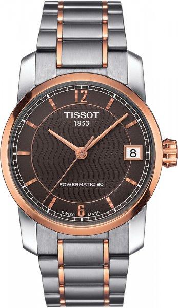 Tissot T087.207.55.297.00 Titanium TITANIUM AUTOMATIC Lady
