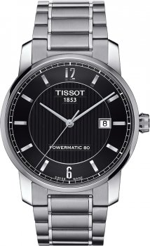 zegarek TITANIUM AUTOMATIC Gent Tissot T087.407.44.057.00
