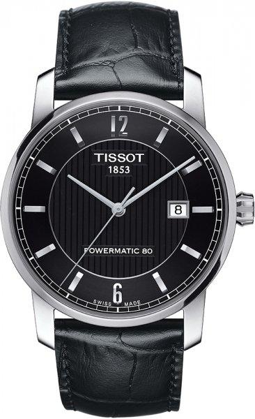 Tissot T087.407.46.057.00 Titanium TITANIUM AUTOMATIC Gent