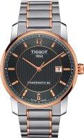 Zegarek męski Tissot titanium T087.407.55.067.00 - duże 1