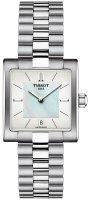 Zegarek damski Tissot t02 T090.310.11.111.01 - duże 1