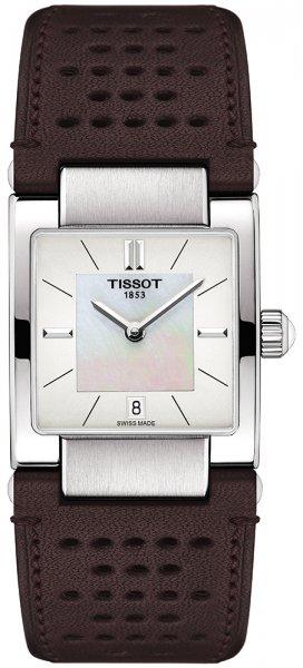 Zegarek damski Tissot t02 T090.310.16.111.00 - duże 3