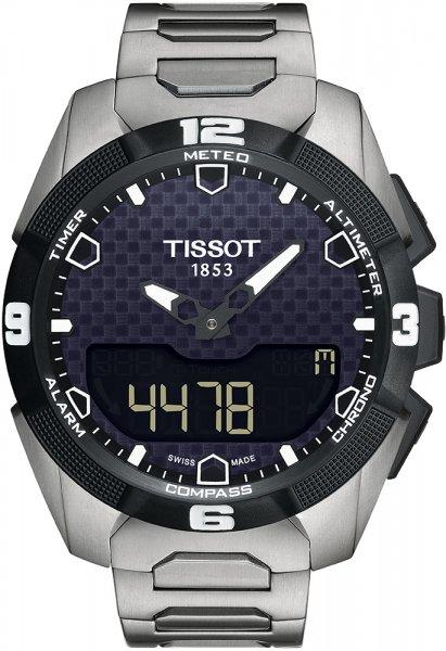 Zegarek Tissot T091.420.44.051.00 - duże 1