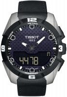 Zegarek męski Tissot t-touch expert solar T091.420.46.051.00 - duże 1