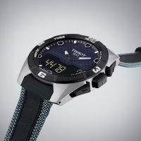 Zegarek męski Tissot t-touch expert solar T091.420.46.051.01 - duże 2