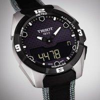 Zegarek męski Tissot t-touch expert solar T091.420.46.051.01 - duże 3