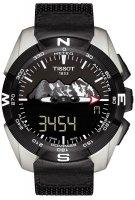 Zegarek męski Tissot t-touch expert solar T091.420.46.051.10 - duże 1
