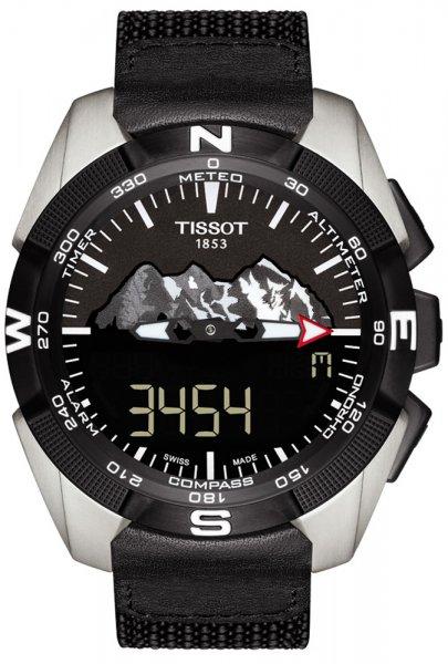 Zegarek Tissot T091.420.46.051.10 - duże 1