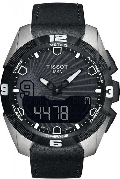 T091.420.46.061.00 - zegarek męski - duże 3