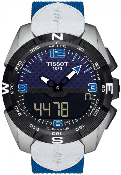 T091.420.46.207.00 - zegarek męski - duże 3