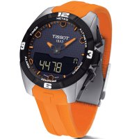 Zegarek męski Tissot t-touch expert solar T091.420.47.051.01 - duże 2