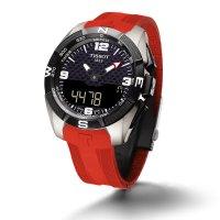 Zegarek męski Tissot t-touch expert solar T091.420.47.057.00 - duże 2