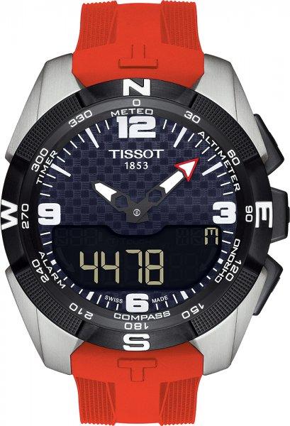 Zegarek Tissot T091.420.47.057.00 - duże 1