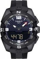 Zegarek męski Tissot t-touch expert solar T091.420.47.057.01 - duże 1