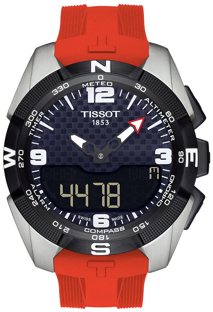 Tissot T091.420.47.057.03 T-TOUCH EXPERT SOLAR T-TOUCH EXPERT SOLAR ASIAN GAMES 2018