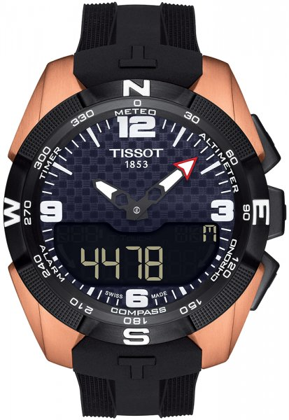 Tissot T091.420.47.207.00 T-TOUCH EXPERT SOLAR T-TOUCH EXPERT SOLAR NBA SPECIAL EDITION