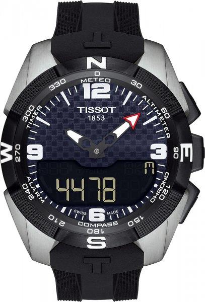 Zegarek Tissot T091.420.47.207.01 - duże 1