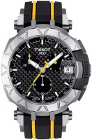 Zegarek męski Tissot t-race T092.417.17.201.00 - duże 1