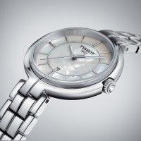 Zegarek damski Tissot flamingo T094.210.11.111.00 - duże 2