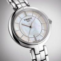 Zegarek damski Tissot flamingo T094.210.11.111.00 - duże 3