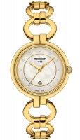 Zegarek damski Tissot flamingo T094.210.33.116.00 - duże 1
