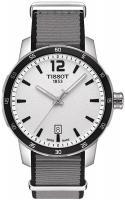 Zegarek męski Tissot quickster T095.410.17.037.00 - duże 1